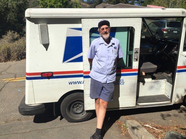 Berkeley mail carrier Jack Karn retires after 38 years — Berkeleyside