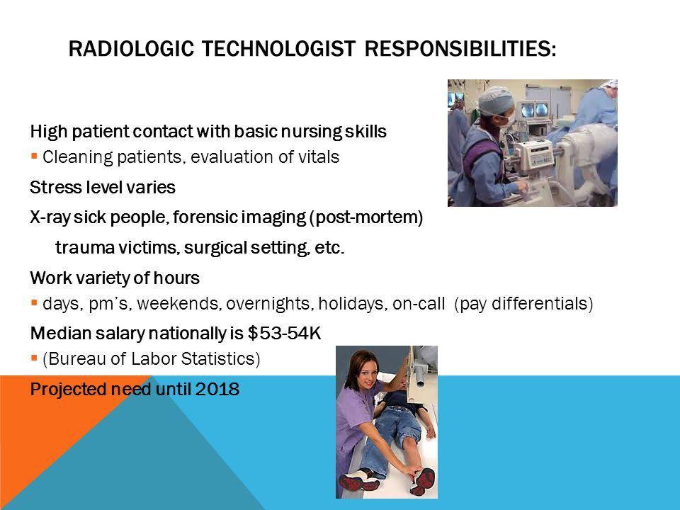 radiologist job description nuclear medicine technologist job ...