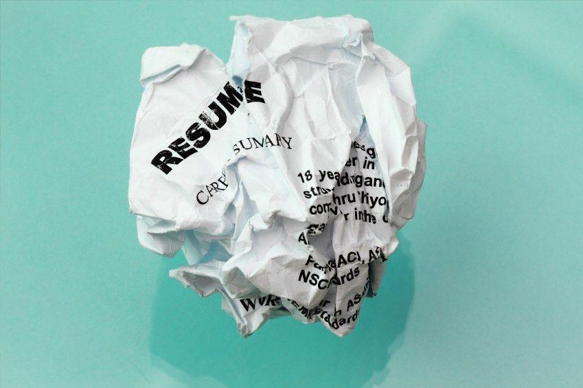 Resume Builder | Resume Mistakes | LiveCareer
