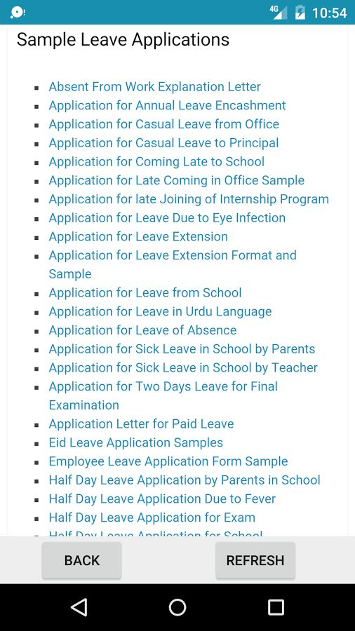 Sample Letters Applications - Android Apps on Google Play