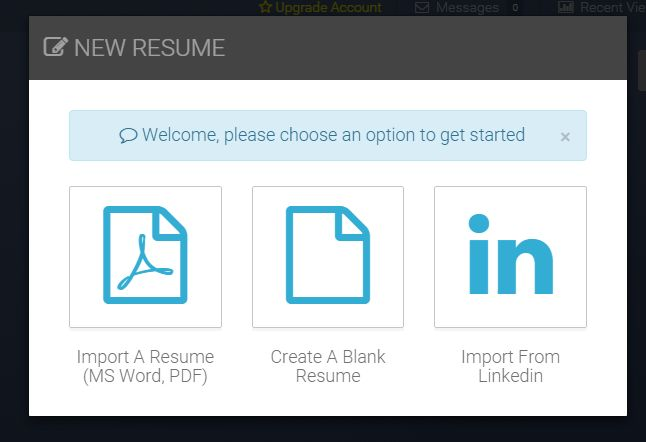 How to create a professional resume online [Tip] | Reviews, news ...