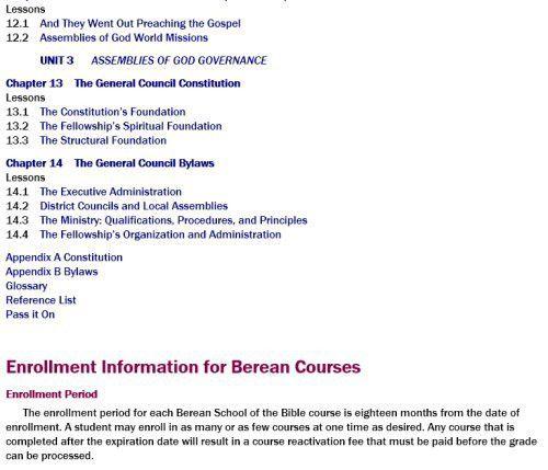 Berean School of the Bible Digital Courses (27 courses) - Logos ...