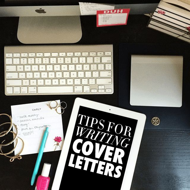 Tips for Writing Cover Letters - The College Prepster