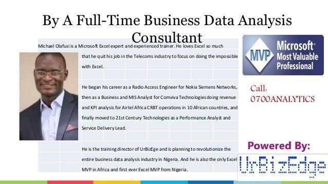 August webinar - Data Analysis vs Business Analysis vs BI vs Big Data
