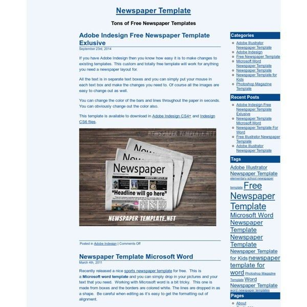 microsoft newspaper template 15 powerpoint newspaper templates ...