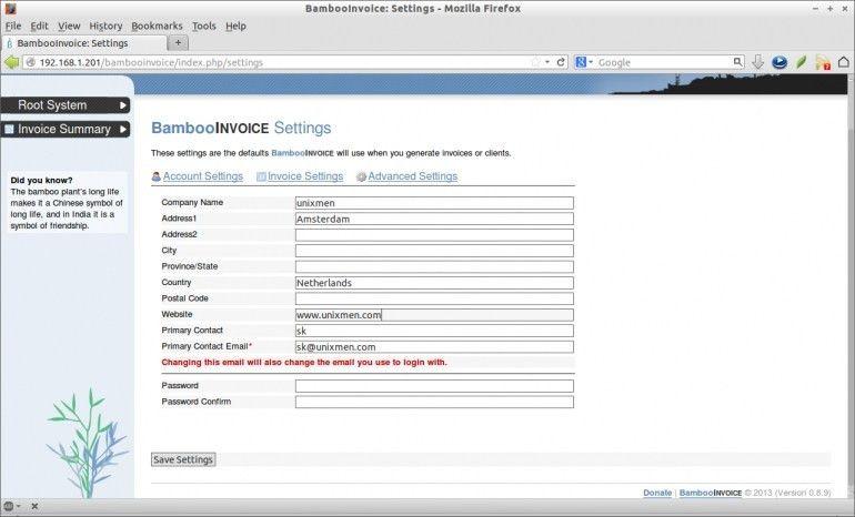 Download Simple Invoice Vs | rabitah.net