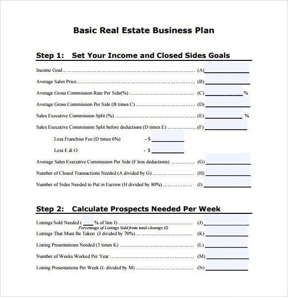 Business Plan Template. 100Startup Com | Simple Business Plan ...