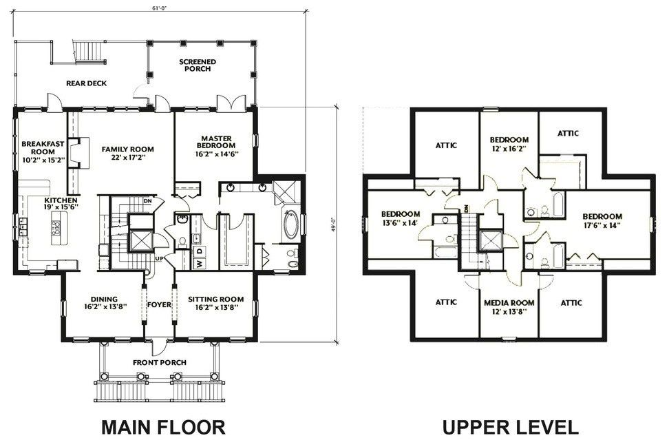 Architecture Flawless Layout Plan For Small House Idea With Chic ...