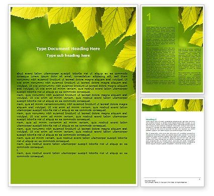 9 Best Images of Microsoft Word Background Templates Fall - Fall ...