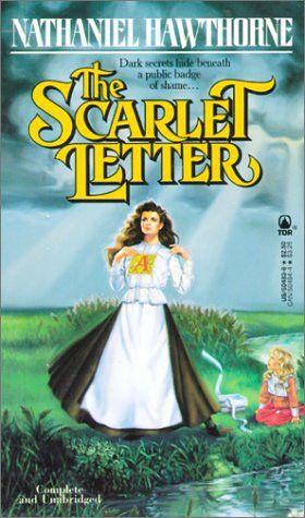 The scarlet letter / Nathaniel Hawthorne | ספרים וסופרים