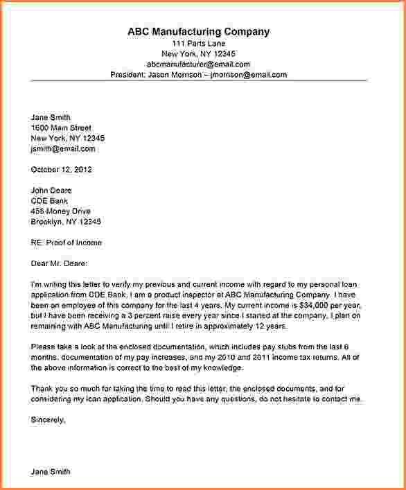11+ sample salary letter from employer | Simple salary slip