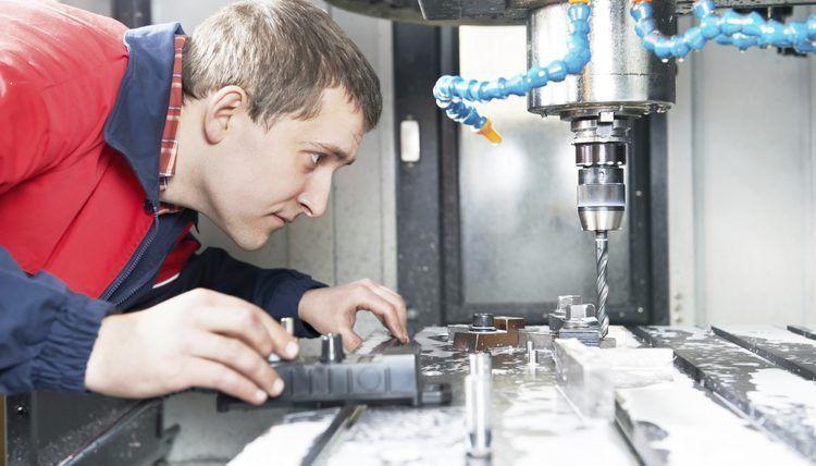 A Job Description for a CNC Machine Operator | Career Trend