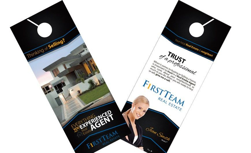 First Team Real Estate Flyers | First Team Real Estate Flyer Printing