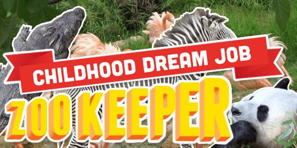How to become a zookeeper | GoThinkBig