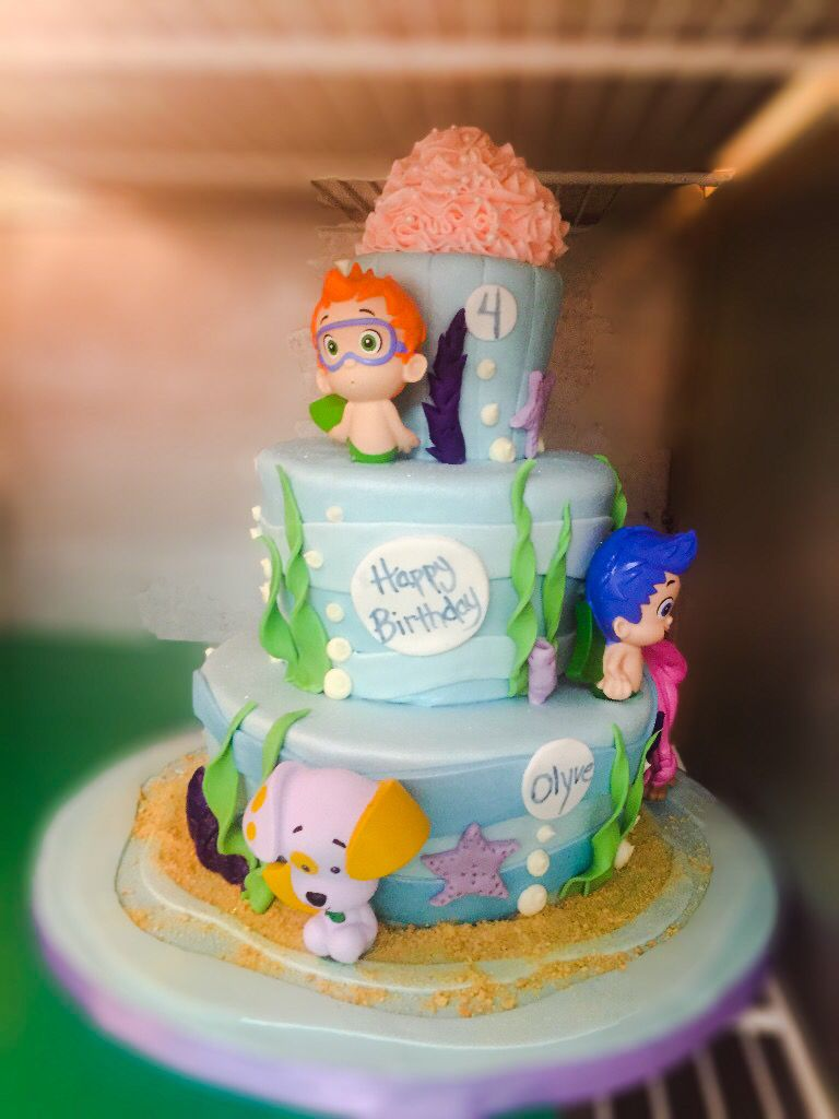 1000 images about pirate bedroom on pinterest bubble guppies the pirate and decorating ideas - Bubble guppies bedroom decor ...