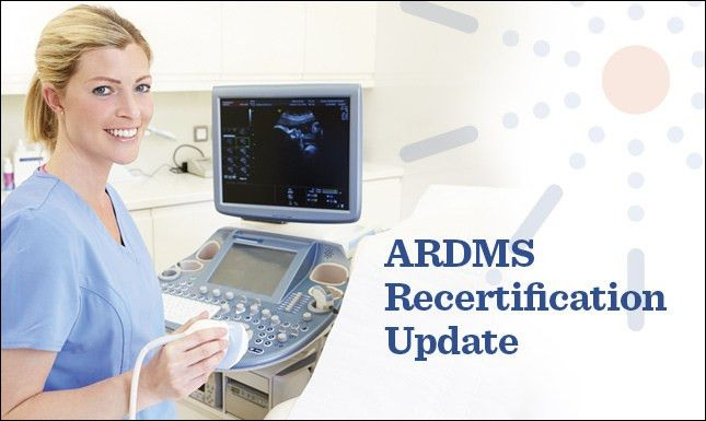 ARDMS | American Registry for Diagnostic Medical Sonography