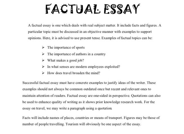 Can I mix up a factual essay with dialogue? - Quora