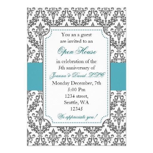 Work Party Invitation Templates - Wedding Invitation Sample