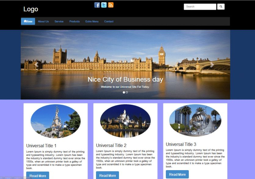 Best Bootstrap Themes And Templates Collection | Free Bootstrap 3 ...