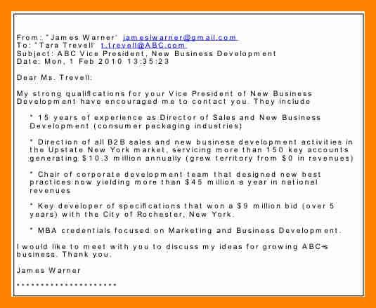 Sample Resume EmailSample Email. Fixed Layout Email Email ...