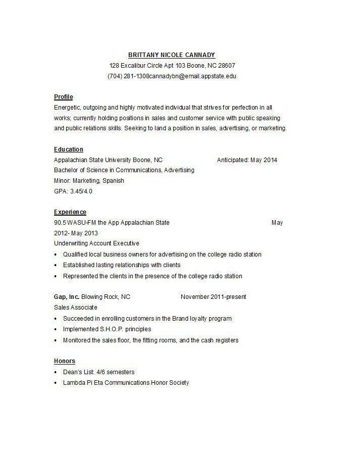 Spanish Resume Template. Resume S A Professional Resume Sample ...