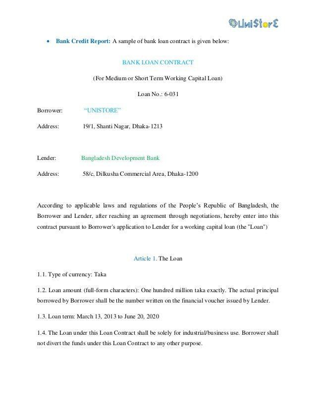 Contract For Loan Between Friends - Teacher Student Loan ...