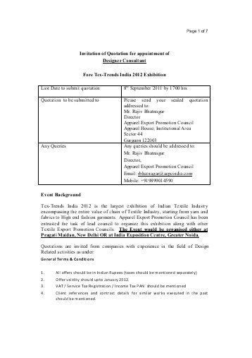 Consultant Quotation. Consulting Rate Sheet Template Rate Sheet ...