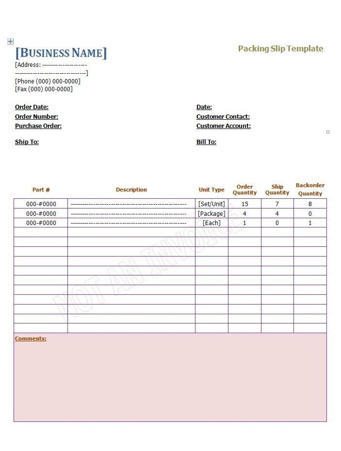 Payslip Template Free Download - Contegri.com