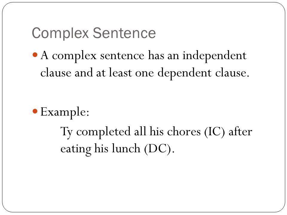 YRHS Miss Kreklewich Sentence Purposes. Declarative Sentence A ...