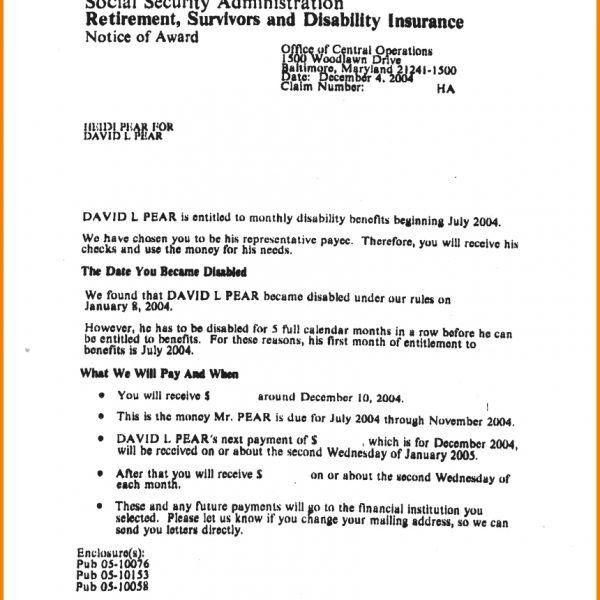 Award Letters Sample | Resume CV Cover Letter