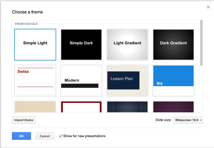10 Easy Steps: Creating Presentation Templates in Google Slides ...