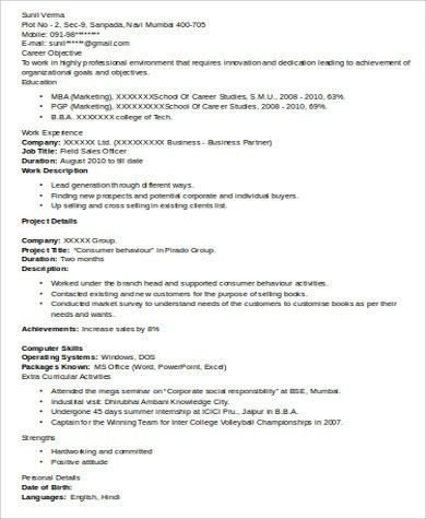 product manager resume objective college resume objective com it ...