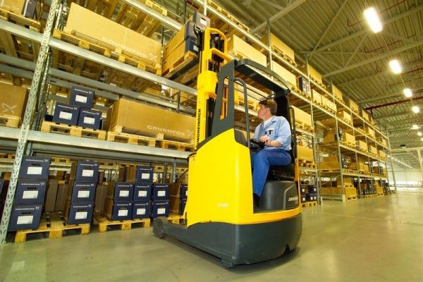 Wanted: Forklift Operators | Georgia Public Broadcasting