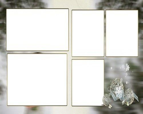 wedding photobook template psd (Photoshop) - Free download