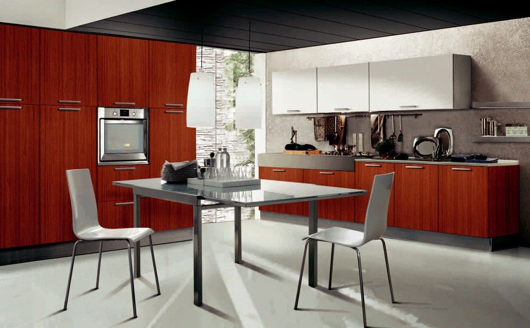Beautiful Decoration Sample Kitchen Designs For Hall ~ idolza