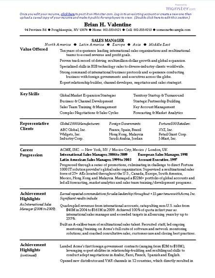 Manager Resume Word. This Resume Here Is For A Highly Seasoned ...