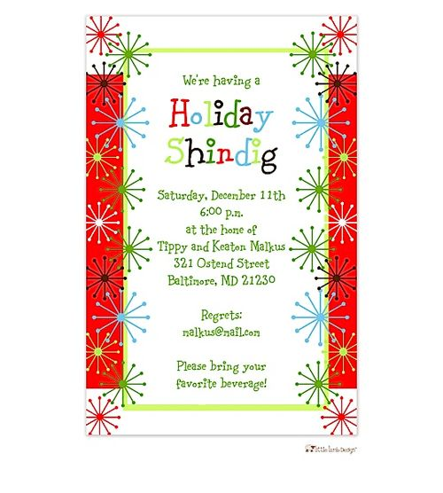 Office Holiday Party Invitation Wording - iidaemilia.Com