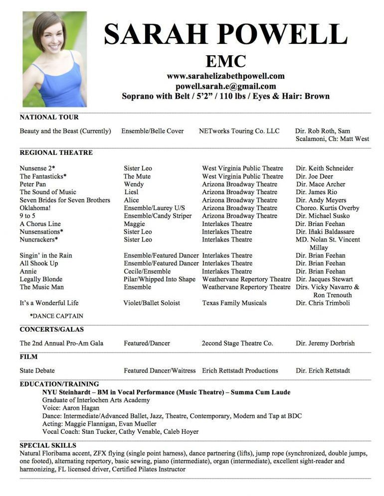 Music Resume Samples, music resume. music teacher resume templates ...