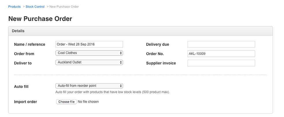 How to order and receive stock – How can we help?