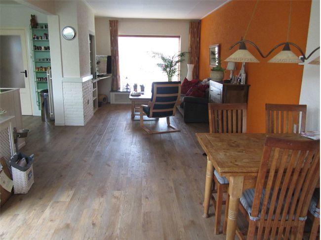 Lichte Vloer In Woonkamer: Een licht huis met jaloersmakende ...