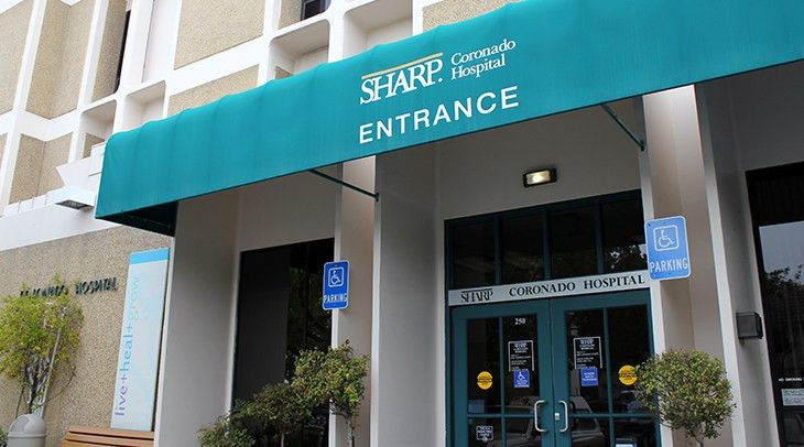 Sharp Coronado Hospital in San Diego - Coronado