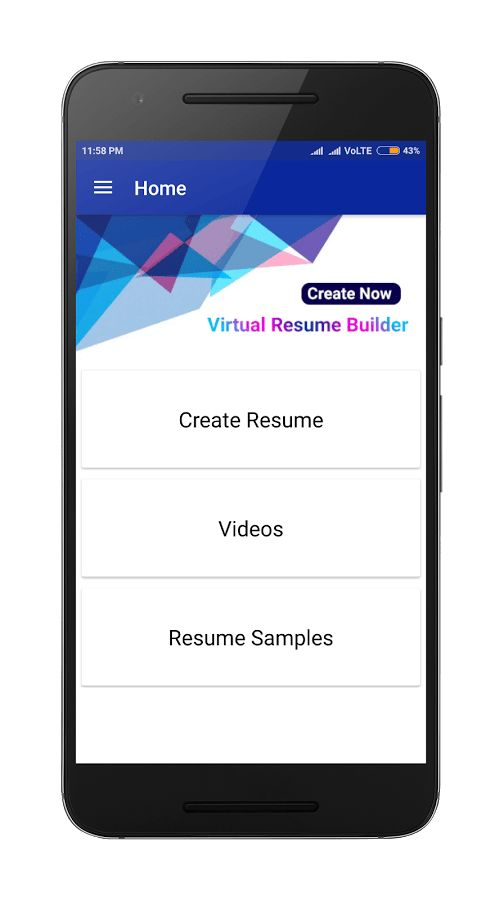 Resume Builder Pro - 3 Min Free CV Maker Templates - Android Apps ...
