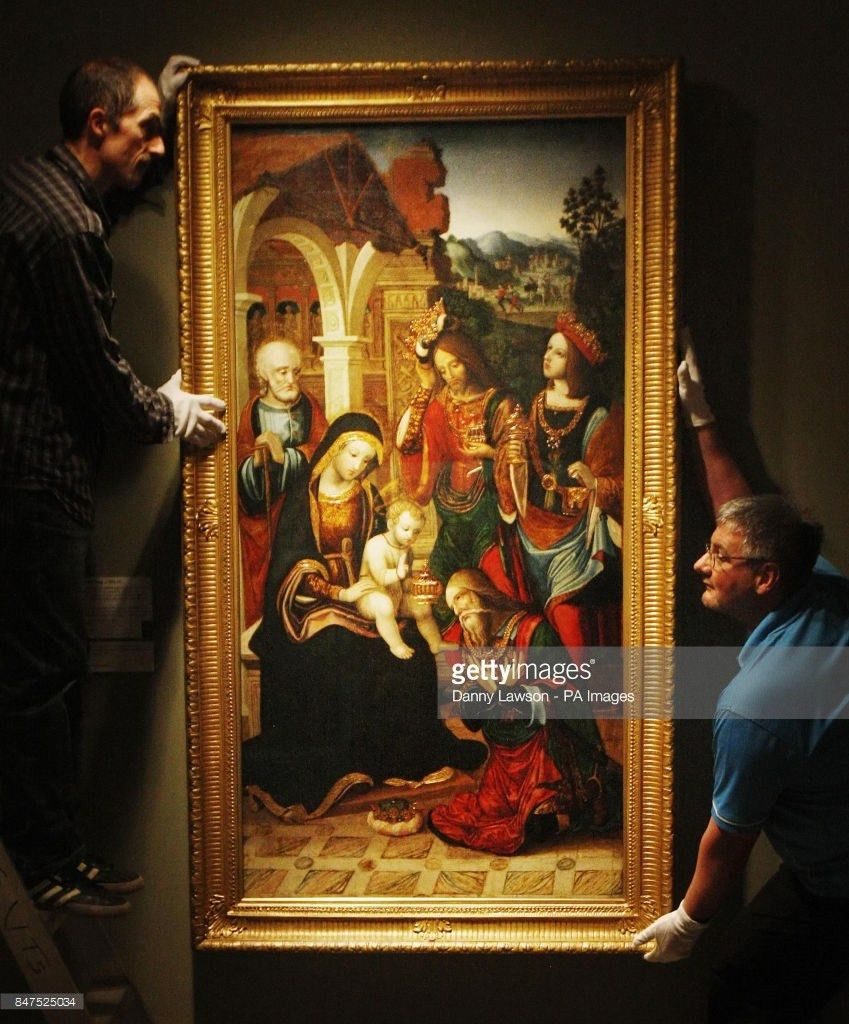 The Magi Stock Photos and Pictures | Getty Images