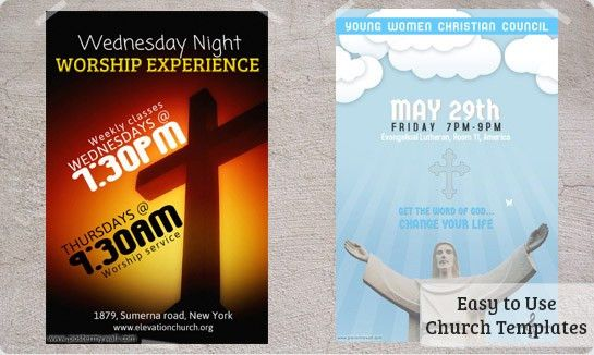 10 Best Images of Christian Church Flyer Template Free Printable ...