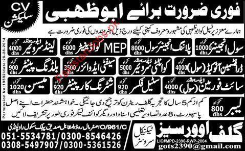 Civil Engineer, Planning Engineers Civil, MEP Coordinator, Land ...