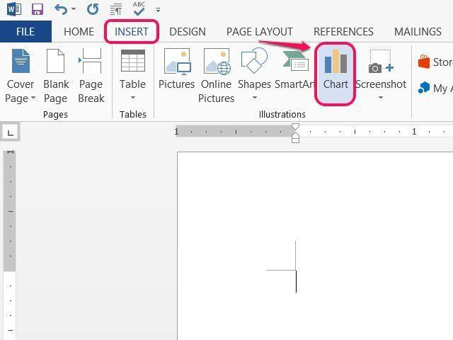 How to Make a Line Graph in Microsoft Word | Techwalla.com