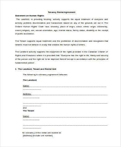 Printable Agreement Forms - 23+ Free Documents in Word, PDF