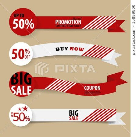 Sale Coupon, voucher, tag. Vintage Style template Design vector ...