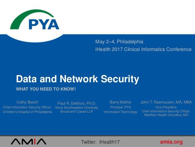 Data and Network Security: What You Need to Know