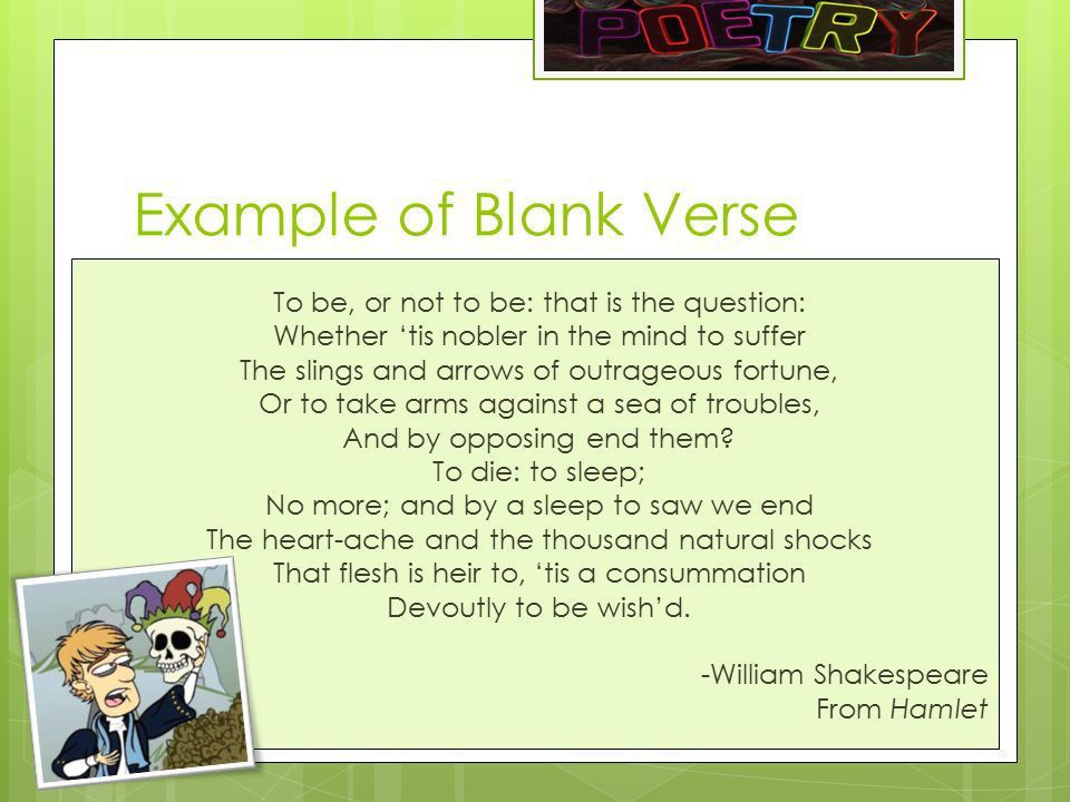 Elements of Poetry 11th Grade Ms. Polson. - ppt video online download